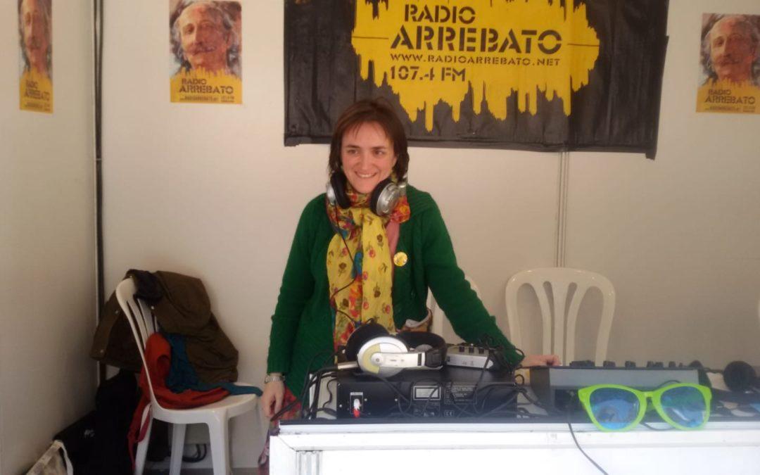 Hacer Radio, Ser Radio: Una Rana en mi maleta