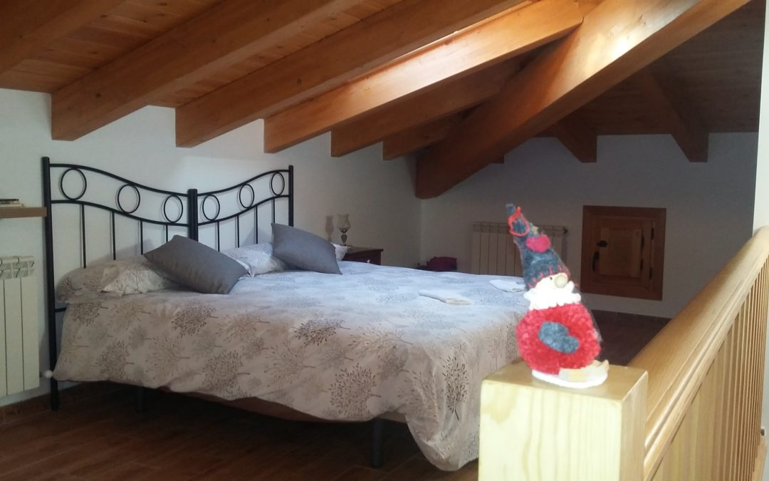 DICIEMBRE RURAL en la Sierra de Guadalajara !!! Alojamientos y Experiencias