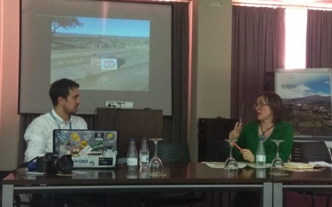 «Puerta de Entrada a un territorio» Participación 1ª Jornada de la Asociación de TURISMO de GUADALAJARA