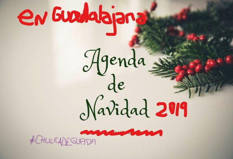 AGENDA diciembre – fin de año 2019