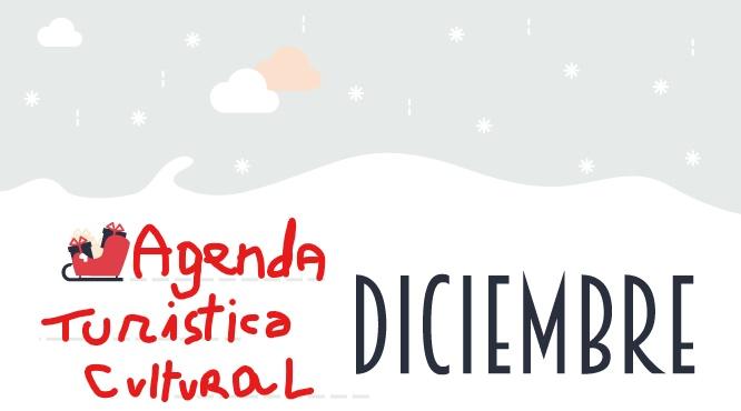 Agenda DICIEMBRE (hasta el día 15D)
