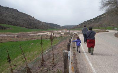 Imprescindibles: Riba de Saelices y Sal de las Salinas.